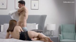 Mashka Singer hardcore virgin pussy defloration